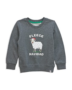 Sovereign Code - Boys' Fleece Navidad Graphic Sweatshirt - Big Kid