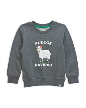 Sovereign Code - Boys' Fleece Navidad Graphic Sweatshirt - Big Kid