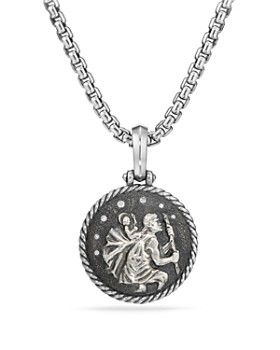 David Yurman - St. Christopher Amulet