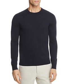 Theory Riland New Sovereign Slim Fit Crewneck Sweater - Bloomingdale's_0
