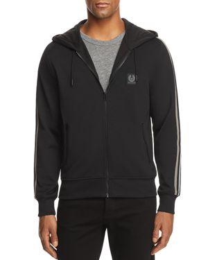 Belstaff Woodlow Hooded Zip Sweatshirt