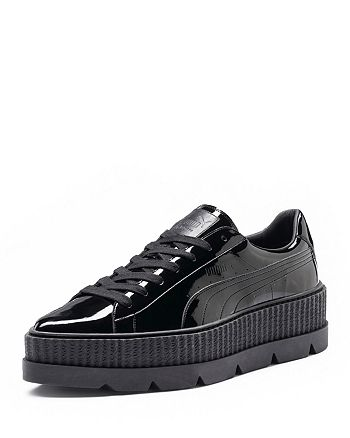 timeless design e8223 992fb FENTY Puma x Rihanna Women's Creeper Patent Leather Platform ...