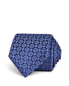 Canali Alternating Circles Classic Tie - Bloomingdale's_0