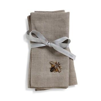 $Joanna Buchanan Bee Dinner Napkins, Set of 2 - Bloomingdale's
