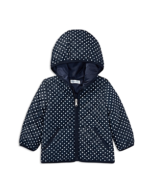 Ralph Lauren Childrenswear Girls Quilted PolkaDot Jacket  Baby