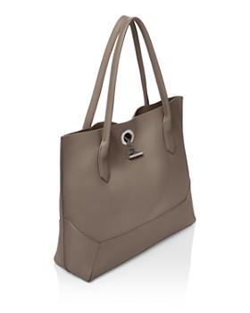 Home Elizabeth Bag Madeline Tote Bag Pink Designer Handbags Luxury Leather Bags Lulu Guinness Source Botkier