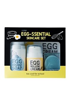 Too Cool For School Egg-ssential 3-Step Skin Care Gift Set - Bloomingdale's_0