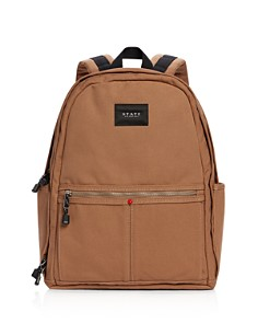 STATE - Canvas Bedford Backpack