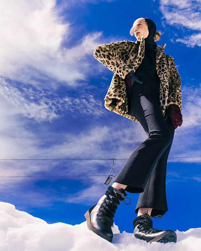 4ee58021f61 Vicki Waterproof Leather & Sheepskin Boots