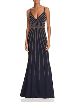 Avery G - Beaded Gown