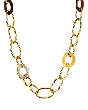 "Ralph Lauren - Chain Necklace, 22"""