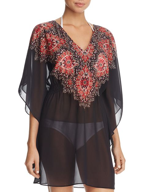 Miraclesuit - Mandala Caftan Swim Cover-Up