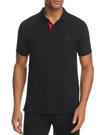 Burberry Balmore Regular Fit Short Sleeve Polo Shirt   Bloomingdale s 66723ce4063