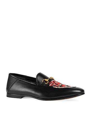 Gucci - Men's Wolf Head Loafers