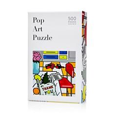 W&P Design Pop Art 500 Piece Puzzle - Bloomingdale's_0