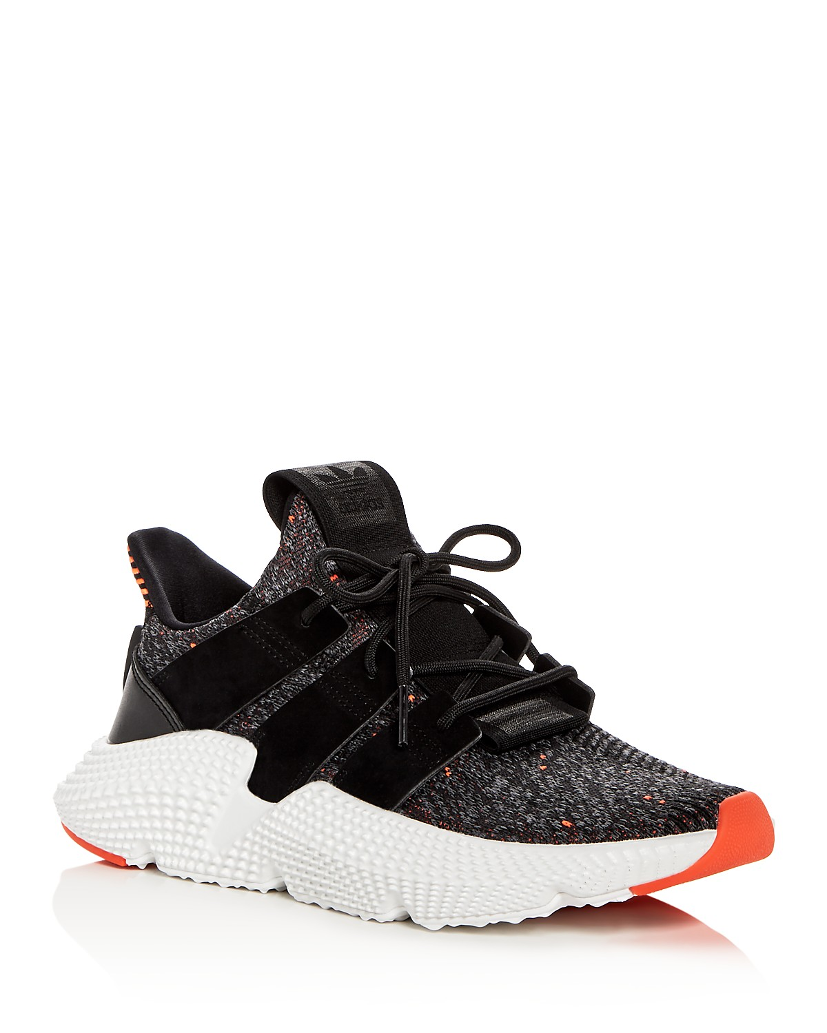 adidas Women's Prophere Knit Lace Up Sneakers E2NLFwWZ