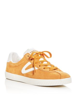 WOMEN'S CAMDEN SUEDE LACE UP SNEAKERS