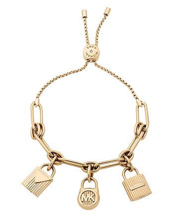 Michael Kors Slider Charm Bracelet