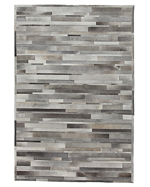 Solo Rugs Cowhide Area Rug, 8' x 10'