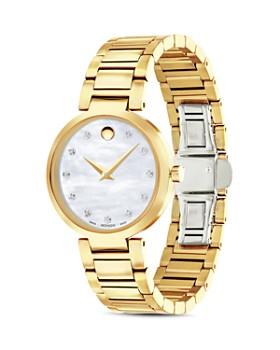 Movado - Modern Classic Diamond Watch, 28mm