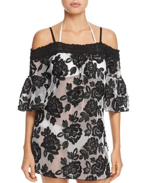 Isabella Rose Queen of Hearts Dress Swim Cover-Up