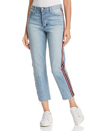 Joe's Jeans - Smith High-Rise Ankle Skinny Jeans in Brynda