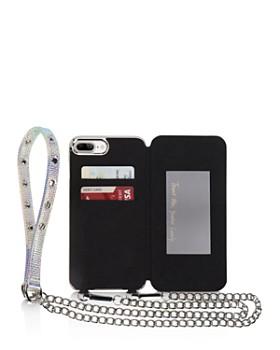 Rebecca Minkoff - Mirror Folio Chain Strap iPhone 8 Case
