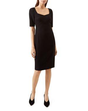 Hobbs London Violet Sheath Dress