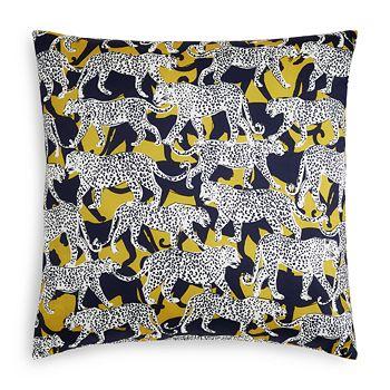 "kate spade new york - New Leopard Decorative Pillow, 20"" x 20"""
