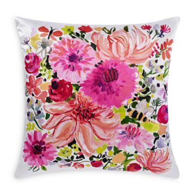 $kate spade new york Dahlia Decorative Pillow, 20