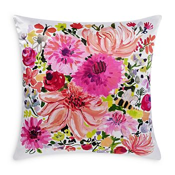 "kate spade new york - Dahlia Decorative Pillow, 20"" x 20"""