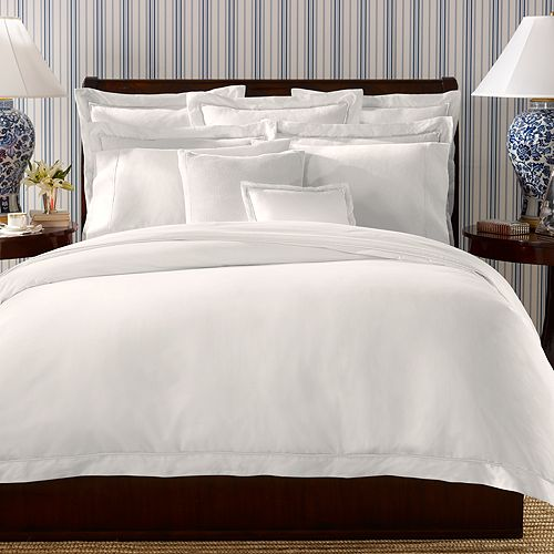 Ralph Lauren - RL 464 Percale Pillowcase, King