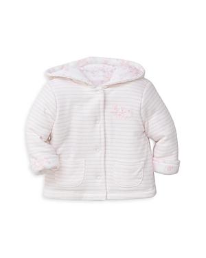 Little Me Girls' Reversible Songbird Jacket - Baby
