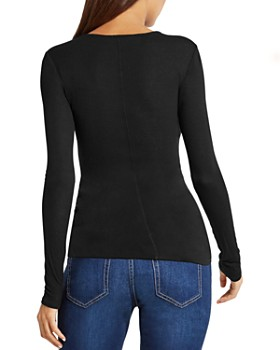 BCBGENERATION - Long Sleeve Essential Top