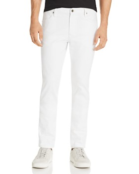 Double Eleven - Slim Fit Jeans in White