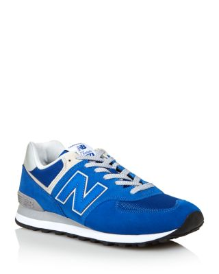 New Balance. Men\u0027s 574 Suede Sneakers