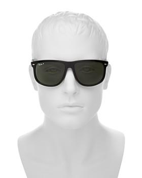 Ray-Ban - Unisex Polarized Square Sunglasses, 60mm