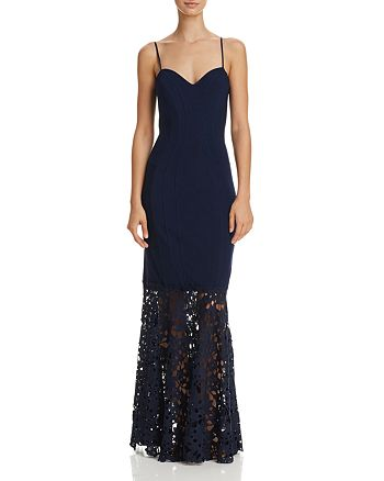 Decode 1.8 - Illusion Lace Gown