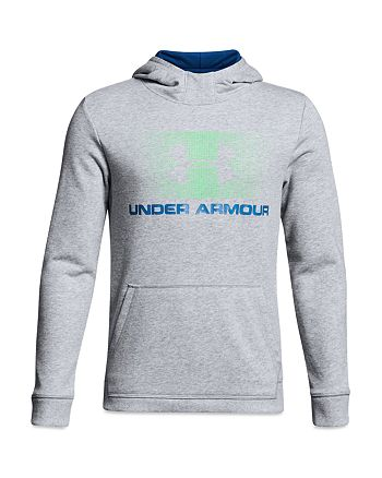 Under Armour - Boys' French Terry Hoodie - Big Kid