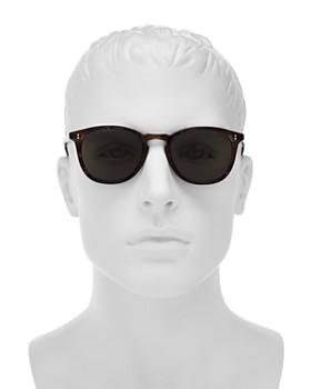 GARRETT LEIGHT - Men's Kinney Polarized Round Sunglasses, 49mm
