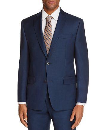 Michael Kors - Textured Solid Classic Fit Suit Jacket - 100% Exclusive