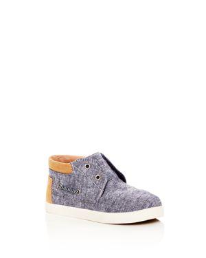 Toms Boys' Bimini Chambray High Top Sneakers - Toddler, Little Kid, Big Kid 2796387