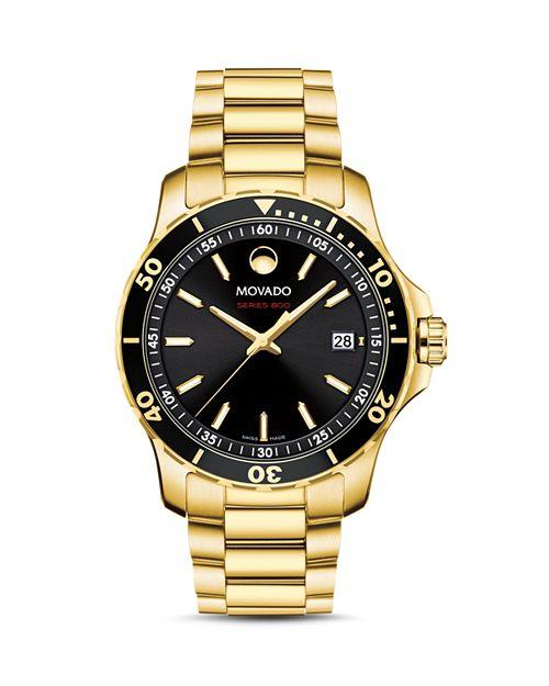 Movado - Series 800 Watch, 40mm