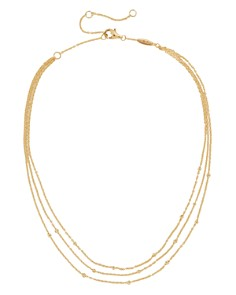 "BAUBLEBAR Fiamma Everyday Fine Layered Necklace, 15.25"" - Bloomingdale's_0"