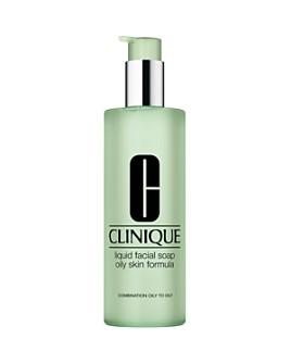 Clinique - Liquid Facial Soap for Oily Skin 13.5 oz.