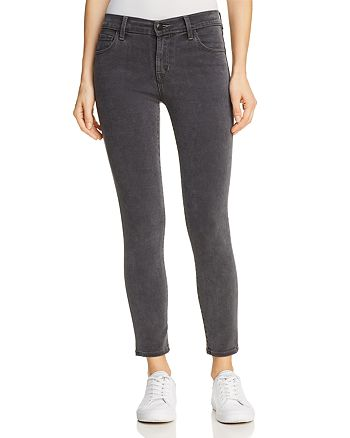 J Brand - 835 Mid Rise Capri Jeans in Dust