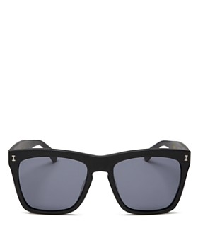 Illesteva - Women's Los Feliz Square Sunglasses, 55mm