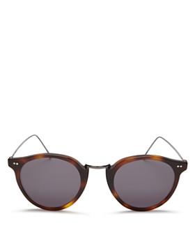 38c76b400b5 Illesteva - Women s Portofino Round Sunglasses