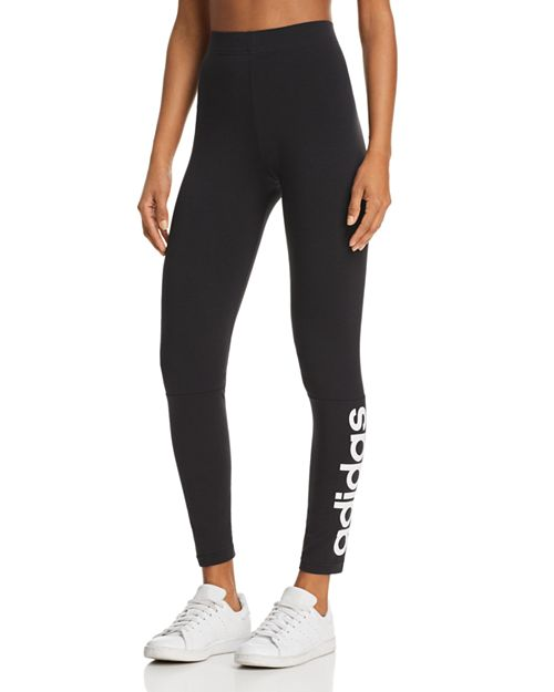 Adidas - Linear Logo Leggings