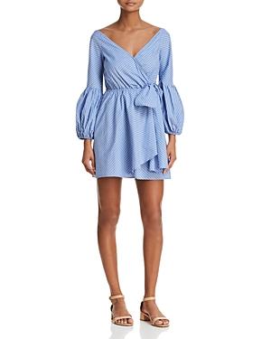 Likely Jada Faux-Wrap Dress